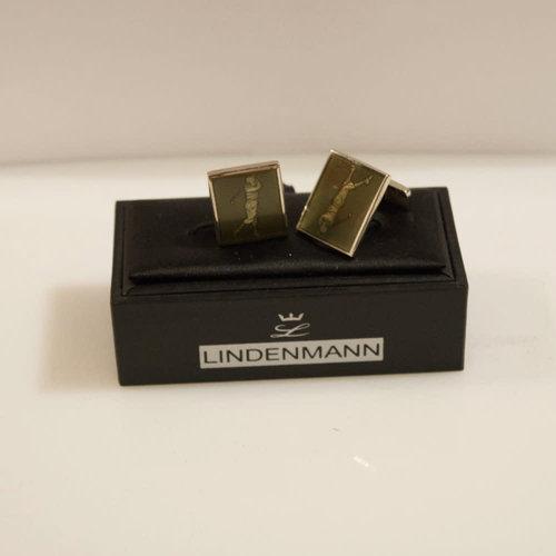 Lindenmann Golf Cufflinks