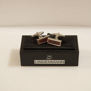 Lindenmann Rectangular Cufflinks