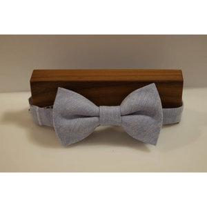 Beaux Powder Pre-Tie Bow Tie