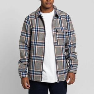 RVLT Shirt Jacket Plaid
