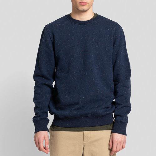 RVLT Crewneck Sweatshirt Flecked
