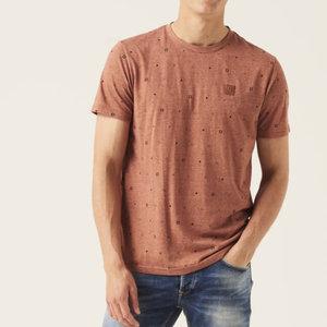 Garcia Circle Print S/S  T-shirt