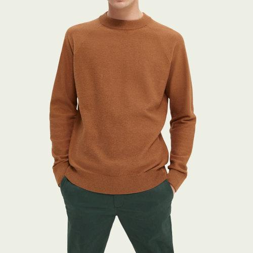 Scotch & Soda Raglan Knit Pullover