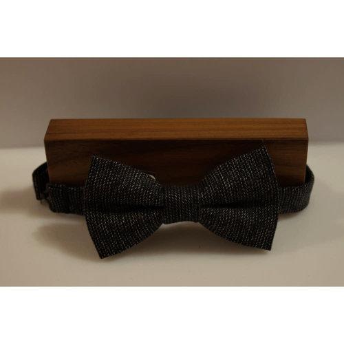 Beaux Speckled Wool Pre-Tie Bow Tie