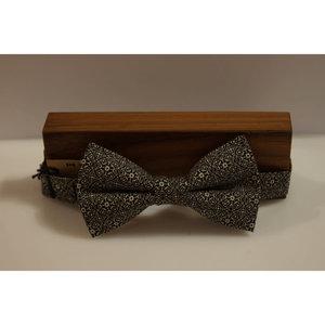 Beaux Patterned Pre-Tie Bow Tie