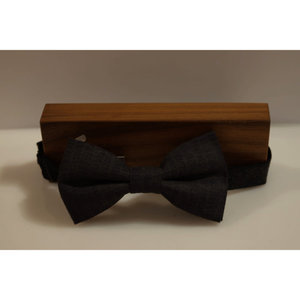 Beaux Shadow Play Pre-Tie Bow Tie