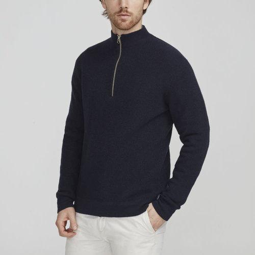 Holebrook Goran T-Neck Merino Wool Sweater