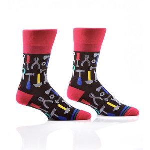 Yo Sox Tools Crew Socks