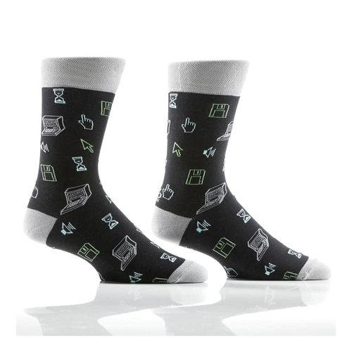 Yo Sox PC Digital Crew Socks