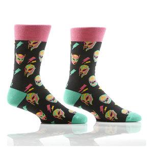 Yo Sox Luchadores Crew Socks