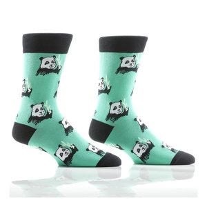 Yo Sox Grand Panda Crew Socks