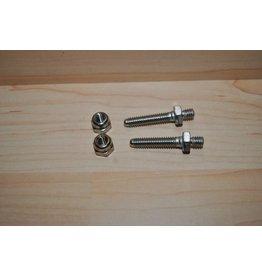 Penn 34C-50T  / 1182864 - Penn Rod Clamp Screw w/ Nut Set