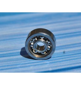 EZO-SPB D35 Set of 6 - 3x10x4mm - Ceramic Hybrid Bearing open