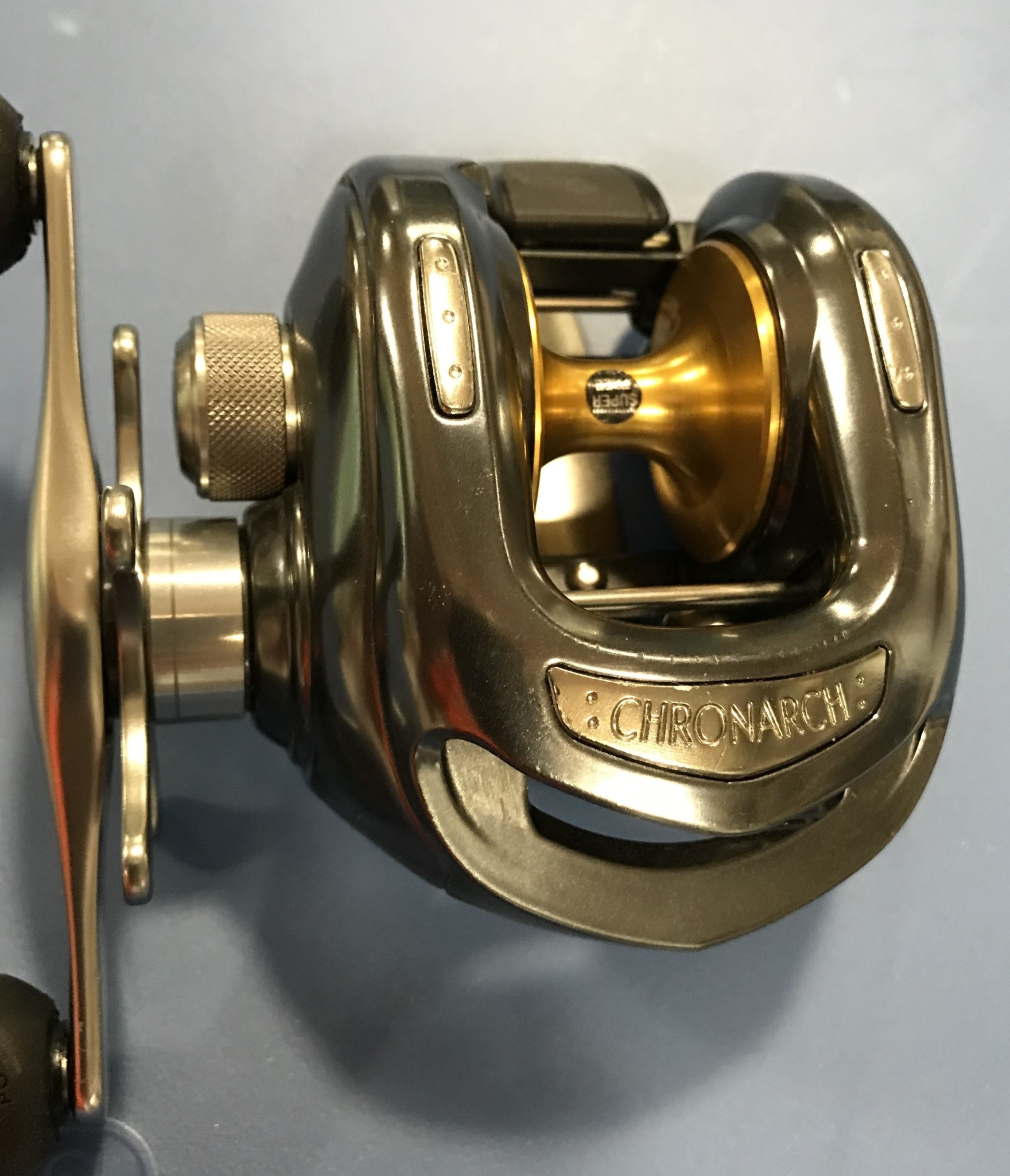 Shimano Vintage Shimano Chronarch CH100BSV near MINT condition with upgrades