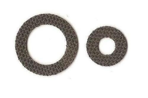 CD131 - Quantum KVD KV700HX Carbon Fiber Drag Washer Replacement Set