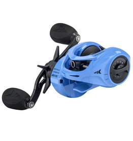 NEW - KastKing Royale Legend Elite Baitcasting Reel - Blue (6.6:1) - RIght-Handed