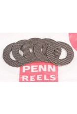 Penn 115 115L 115L2 9/0 HT-100 Carbon Drag Washers (Qty 5)