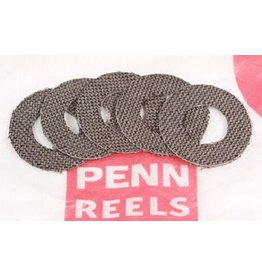 PENN REEL HT-100 DRAG WASHER SET # 6-113H 1180909 113H 113H2 340 345 QUANTITY 5