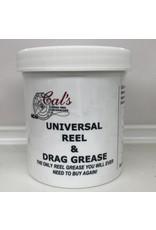 Cal's Grease Cal's TAN Original Universal Reel and Star Drag grease  1 LB.Tub