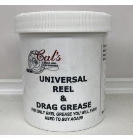 Cal's Grease 1 LB.Tub - Cal's Tan Universal Reel & Star Drag Grease