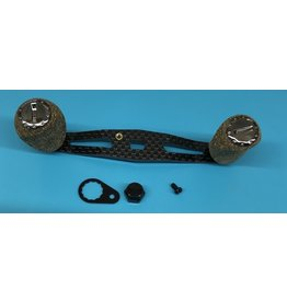276458 -Ambassadeur Handle cork grips with Nut, Nut Lock and Screw