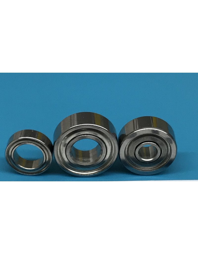 Bin 956 - K40 - 13 Fishing Concept A,C,Z Inception, ONE3, 3 Stainless Steel Bearing Kit