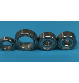 Shimano Chronarch 100B Bearing Upgrade Kit Stainles Steel K38 -  D08, D20, D03-qty2