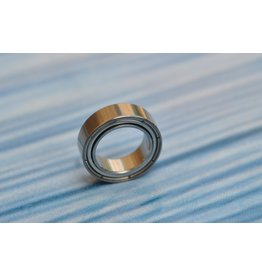 D20 - 8x12x3.5 mm Shielded Stainless Steel Bearing Dry