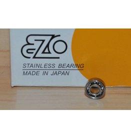 EZO-SPB D39 - 4x10x4 SMR104P6MC3SRL Ceramic Hybrid Bearing open