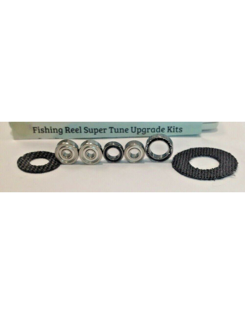 Shimano Shimano Chronarch 100SF 100MG Super Tune Upgrade Kit With Bearings And Carbon Drags Kit - K55