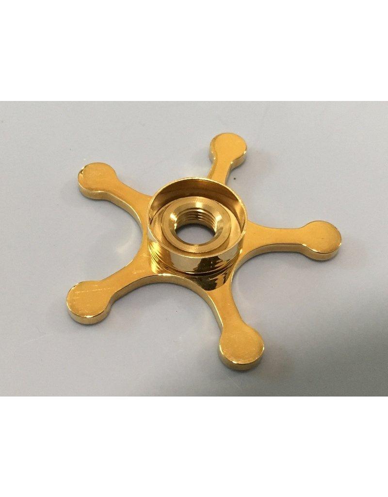 9829 - Abu Garcia Ambassadeur CDL Gold Star Wheel