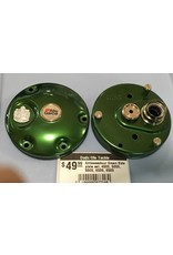 Abu Garcia Ambassadeur Green Side plate set, 4500, 5000, 5500, 6000, 6500
