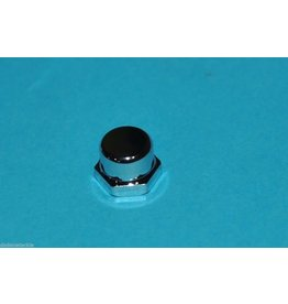 5182 Bin 11D - Abu Garcia Ambassadeur 4000 thru 6600 series Chrome Handle Nut replaces 5327