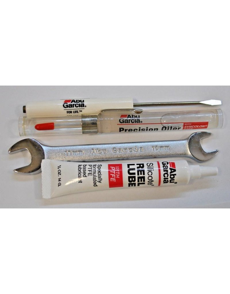 Abu Garcia Abu Garcia Maintenance Kit with Silicote Reel Oil with Syncolon PTFE