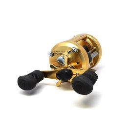 Calcutta 400B Baitcast Reel New Display Item
