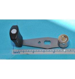 Abu Garcia 22537 / 4524 -  Abu Garcia Ambassadeur Small Gray/Silver Power Handle