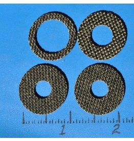 CD107 - Abu Garcia Ambassadeur 7000i Smoothdrag Carbon Drag Set