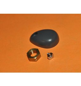 Bin 994 - K05 - BNT1663, BNT1788, BNT0770 Shimano Calcutta Handle Nut Set BNT1663 replaces BNT1692
