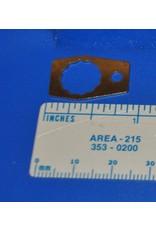 Abu Garcia Ambassadeur Handle Nut Lock Plate