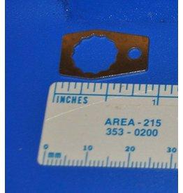 Abu Garcia 10274 / 975054 - Ambassadeur Handle Nut Lock Plate
