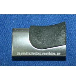 Abu Garcia 1117099 - Abu Garcia Ambassadeur 5000 5500 5600 Aluminum Thumb Rest - Bin 533