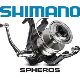 Shimano Spheros 5000SW Spinning Reel New Display Reel