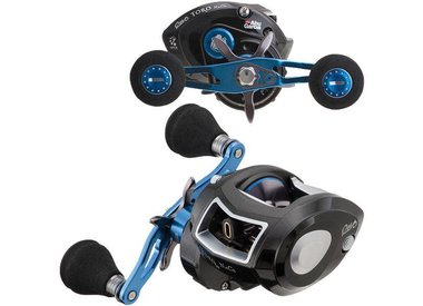 Baitcast & Conventional Reels