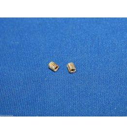 Bin T80 - 1844 replaces 10267 - Brake Block Small Quantity Two Abu Garcia Ambassadeur