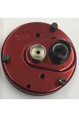 Abu Garcia Abu Garcia Red 6000 side plate set with anti-reverse bearing