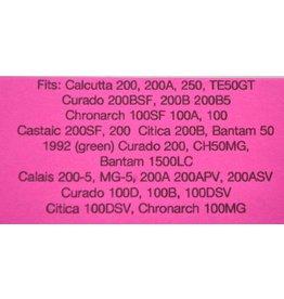 DadsOleTackle CDU-200B5 - Shimano Curado 200B 200B5 201B and 201B5 Carbon Drag Upgrade Kit