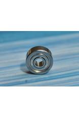 D48  5X11X4 Unshielded Stainless Steel High Quality Japan Fishing Reel Bearing Replaces Shimano Bantam Curado Spool Bearing