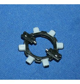 1116727 -  Ambassadeur White Plastic Brake Block System