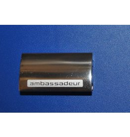 Abu Garcia 1133214 - Abu Garcia Ambassadeur 5000 5500 5600 Aluminum Thumb Rest