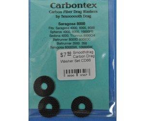 Shimano Shimano Saragosa 8000 Smoothdrag Carbon Drag Set FREE SHIPPING